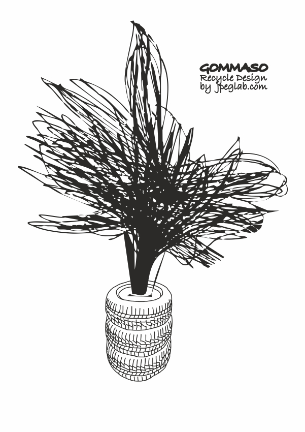 Gommaso - recycle design