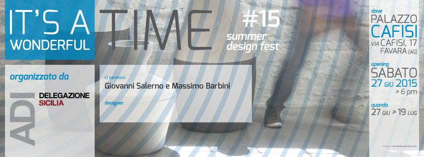 Summer Design Fest di ADI Sicilia