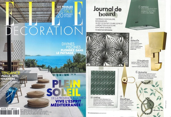 Elle Decoration Francia